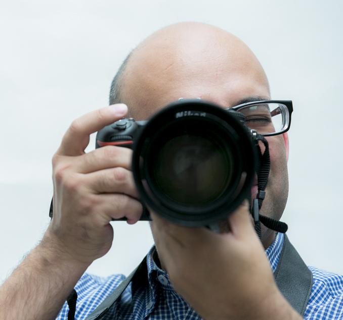Fotógrafo Profesional en México