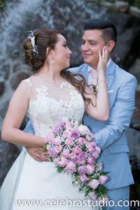 sesión fotografica de bodas