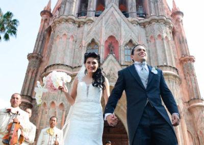 bodas san miguel de allende parroquia san miguel arcangel