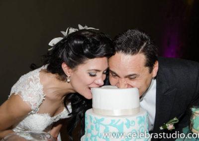 fotografo bodas san miguel de allende pastel